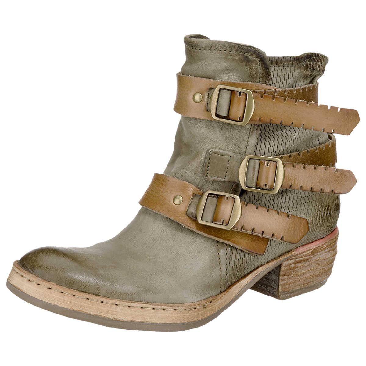 A.S.98 Haiti Stiefeletten khaki - A.S.98 - Stiefeletten - Schuhe - mirapodo.de