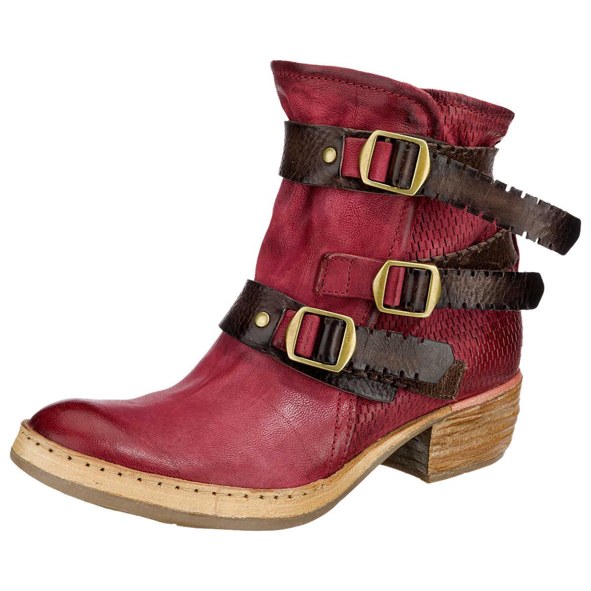 A.S.98 Haiti Stiefeletten rot - A.S.98 - Stiefeletten - Schuhe - mirapodo.de