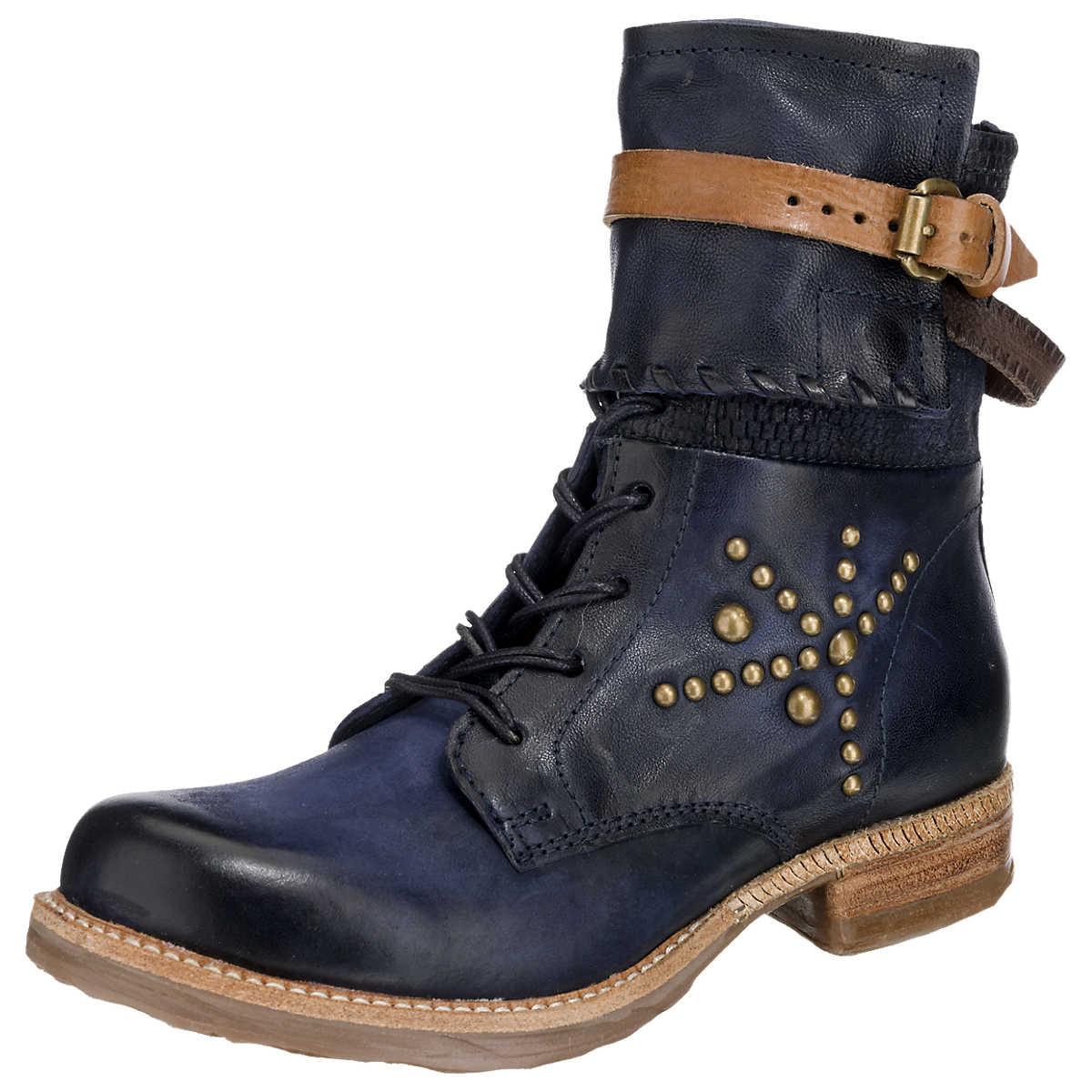 A.S.98 Saint14 Stiefeletten blau - A.S.98 - Stiefeletten - Schuhe - mirapodo.de