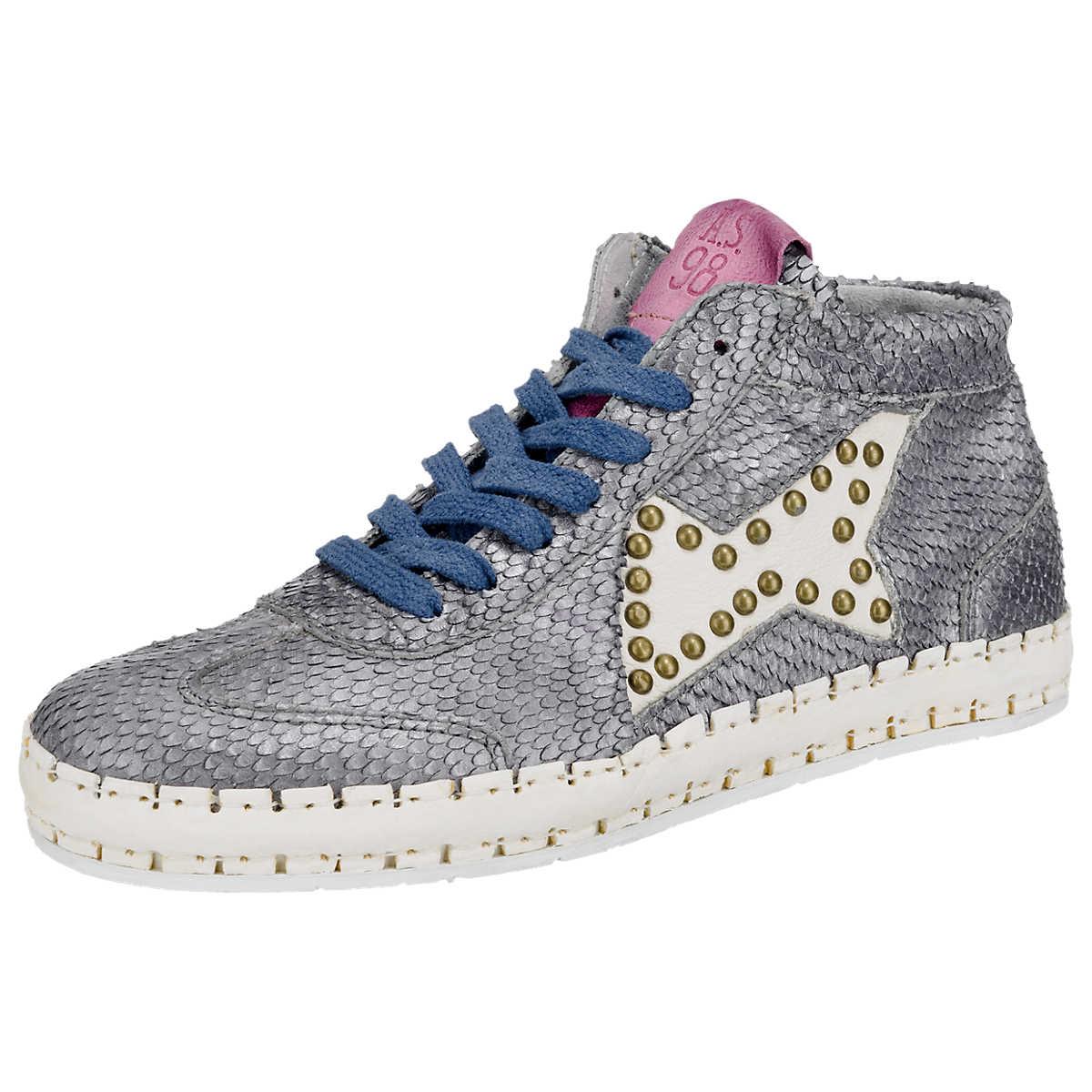 A.S.98 Blink Sneakers dunkelblau - A.S.98 - Sneakers - Schuhe - mirapodo.de