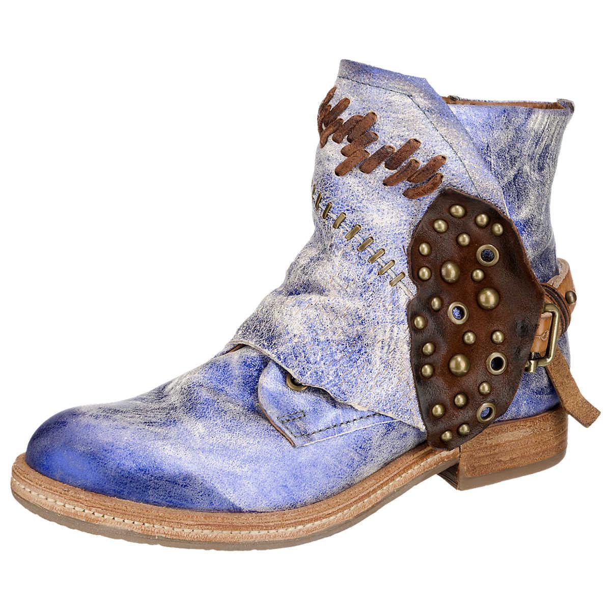 A.S.98 Vertical Stiefeletten blau-kombi - A.S.98 - Stiefeletten - Schuhe - mirapodo.de