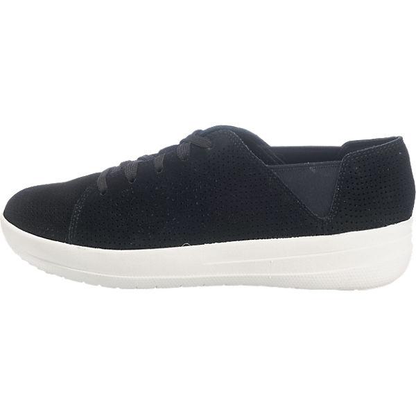 FitFlop F-Sporty Sneakers schwarz