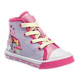 TROLLS Kinder Sneakers Blinkies lila