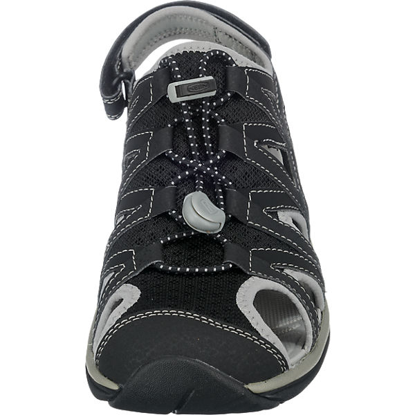 KEEN Sage Outdoor Sandalen schwarz