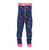 Bobby Car Leonie Baby Strickstrumpfhose für Mädchen pink/marine