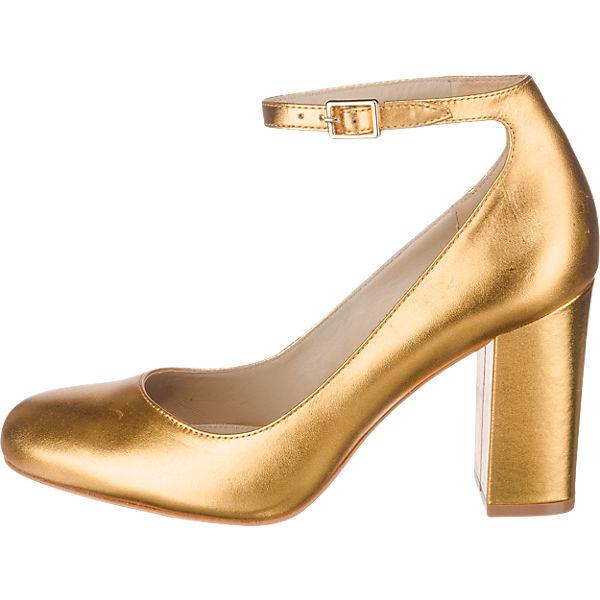 BUFFALO Pumps gold