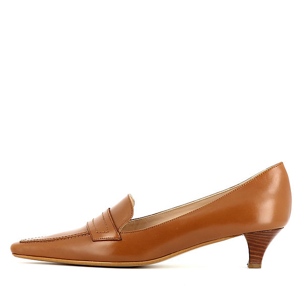 Evita Shoes Pumps cognac