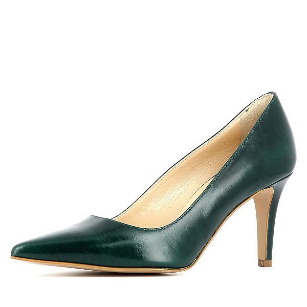 Evita Shoes Pumps dunkelgrün