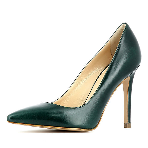 Evita Shoes Pumps dunkelgrün