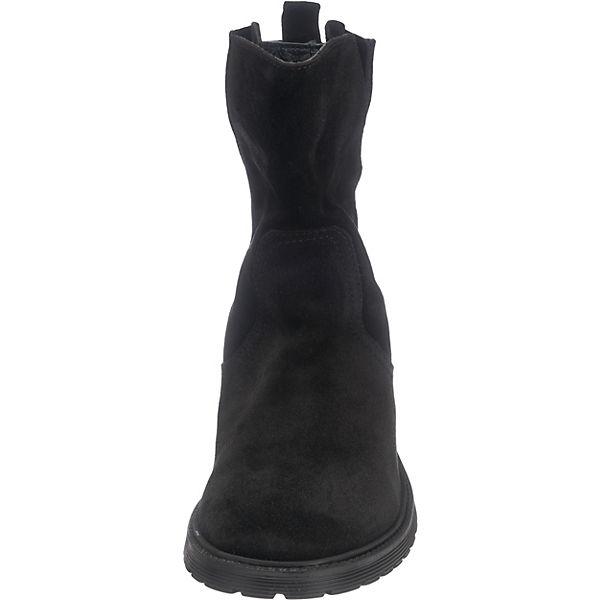 BUFFALO Klassische Stiefeletten schwarz Modell 1