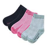 Baby Socken 3er-Pack für Mädchen