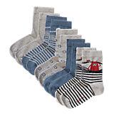 Kinder Socken 5er Pack Monster