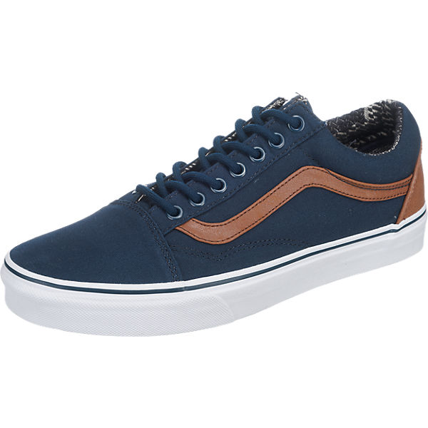 vans vans old skool sneakers blau mirapodo. Black Bedroom Furniture Sets. Home Design Ideas