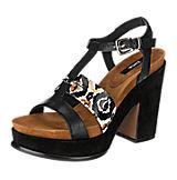 Zinda Sandaletten schwarz