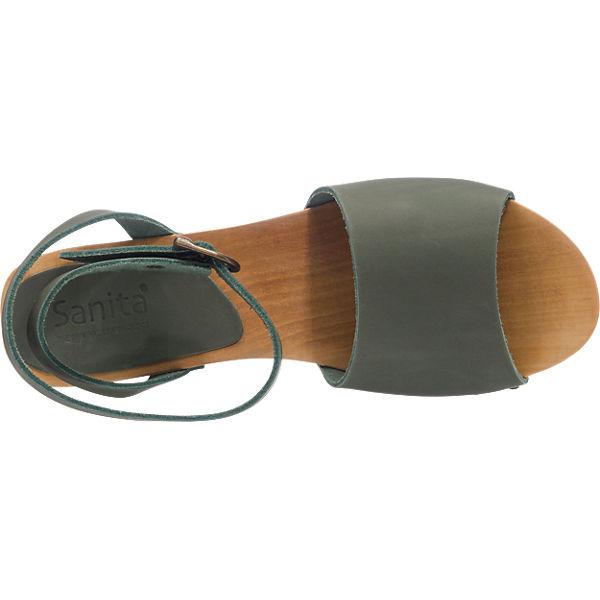 Sanita Yara Sandaletten khaki