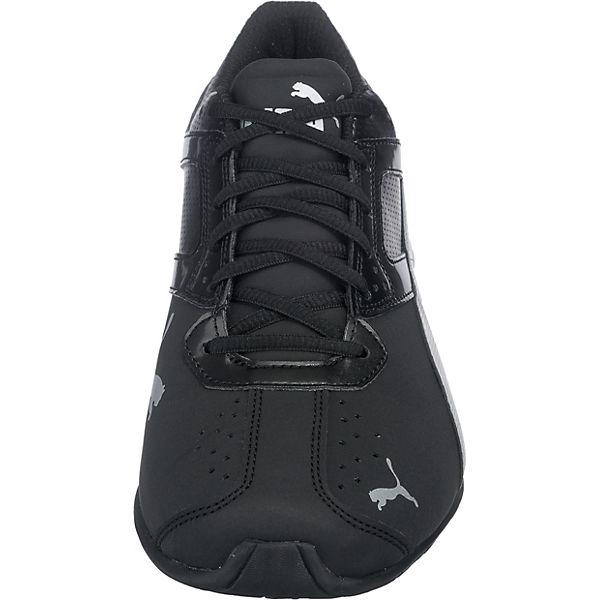 puma tazon 6 fm sneakers low schwarz kombi mirapodo. Black Bedroom Furniture Sets. Home Design Ideas