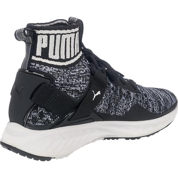 puma puma ignite evoknit sneakers schwarz kombi mirapodo. Black Bedroom Furniture Sets. Home Design Ideas