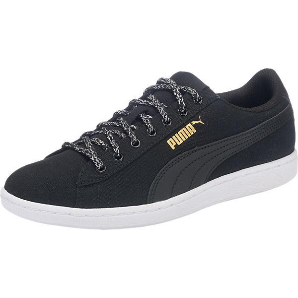 PUMA Vikky Spice Sneakers schwarz
