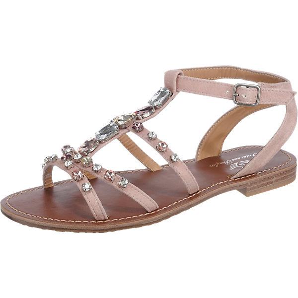 Fritzi aus Preußen Sandaletten rosa