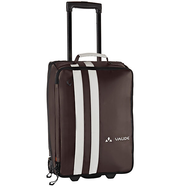 Vaude New Islands Tobago 35 2-Rollen Trolley 54 cm braun