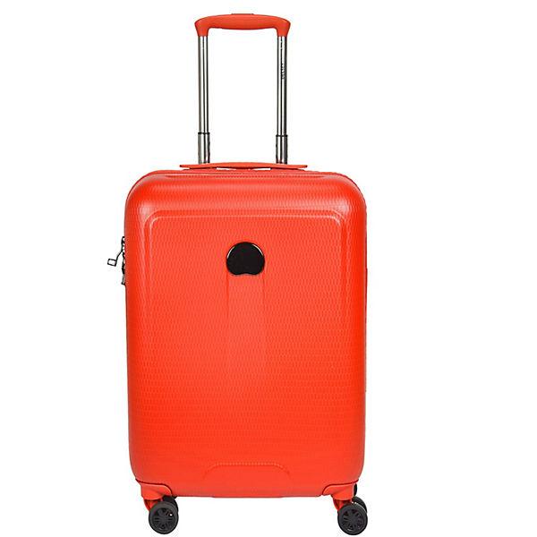 Delsey Helium Air 2 4-Rollen Kabinentrolley 55 cm orange