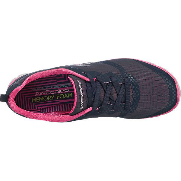 SKECHERS Ez Flex 3.0 Ready-To-Roll Sneakers blau-kombi