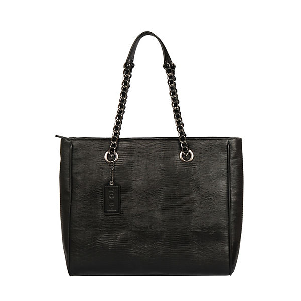 TO BE by Tom Beret Handtasche schwarz