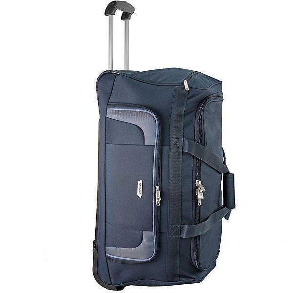 Travelite Orlando Trolley Reisetasche 70 cm blau