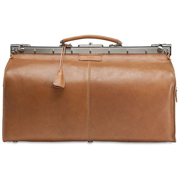 Picard Toscana Bügelreisetasche Leder 52 cm braun