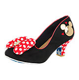 Irregular Choice Mickey Mouse - Classic Minnie Pumps