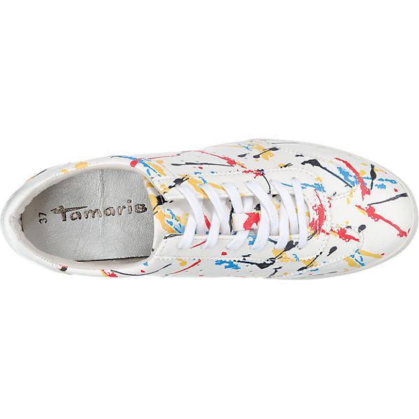Tamaris Marras Sneakers mehrfarbig
