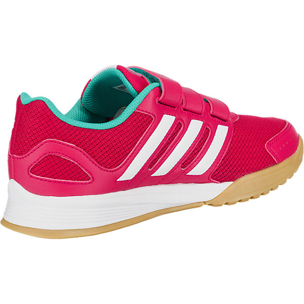 adidas performance kinder sportschuhe interplay cf pink. Black Bedroom Furniture Sets. Home Design Ideas