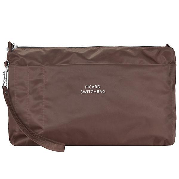Picard Switchbag Täschchen 26 cm braun