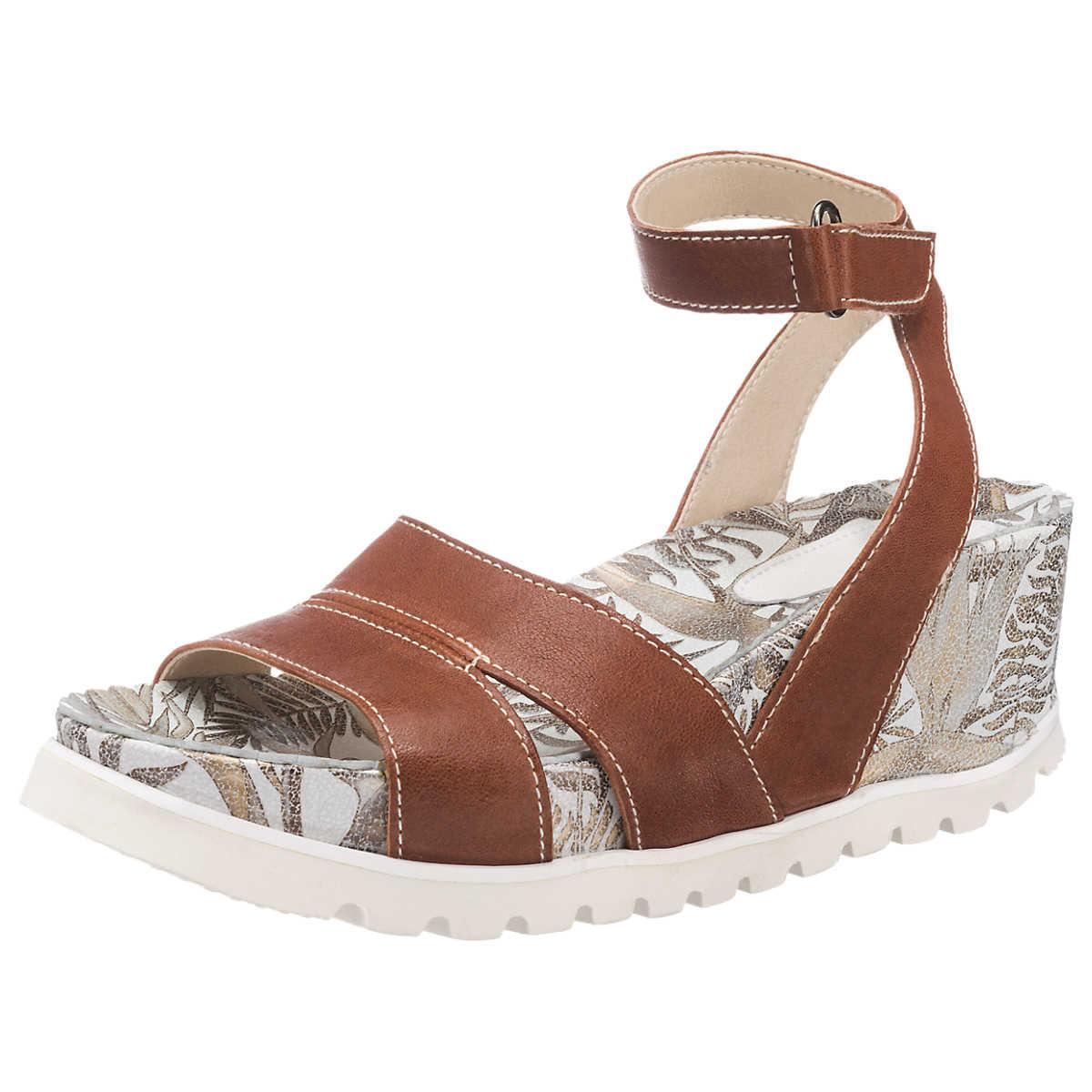 Brako Tokio Sandalen braun - Brako - Sandalen - Schuhe - mirapodo.de