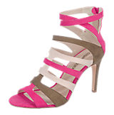BUFFALO Sandaletten mehrfarbig
