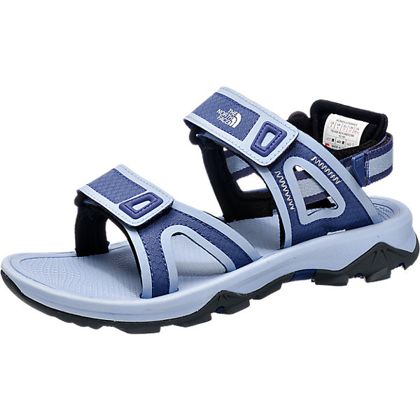 THE NORTH FACE W Hedgehog Sandal Ii Sandalen blau-kombi