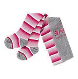 Baby Strumpfhose für Mädchen rosa