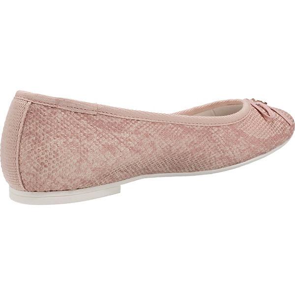 s.Oliver Ballerinas rosa
