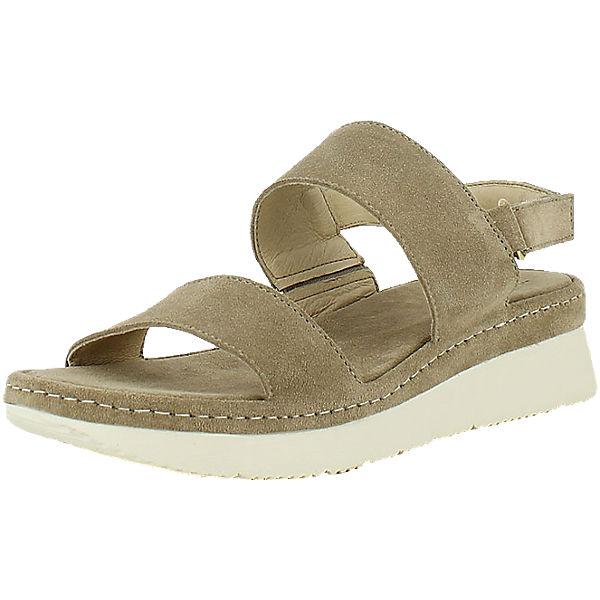 MANAS Sandaletten beige