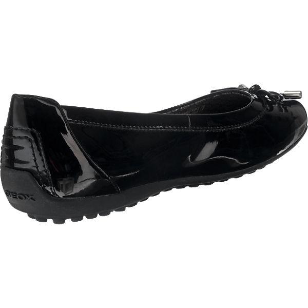 GEOX Piuma Ballerinas schwarz Modell 1