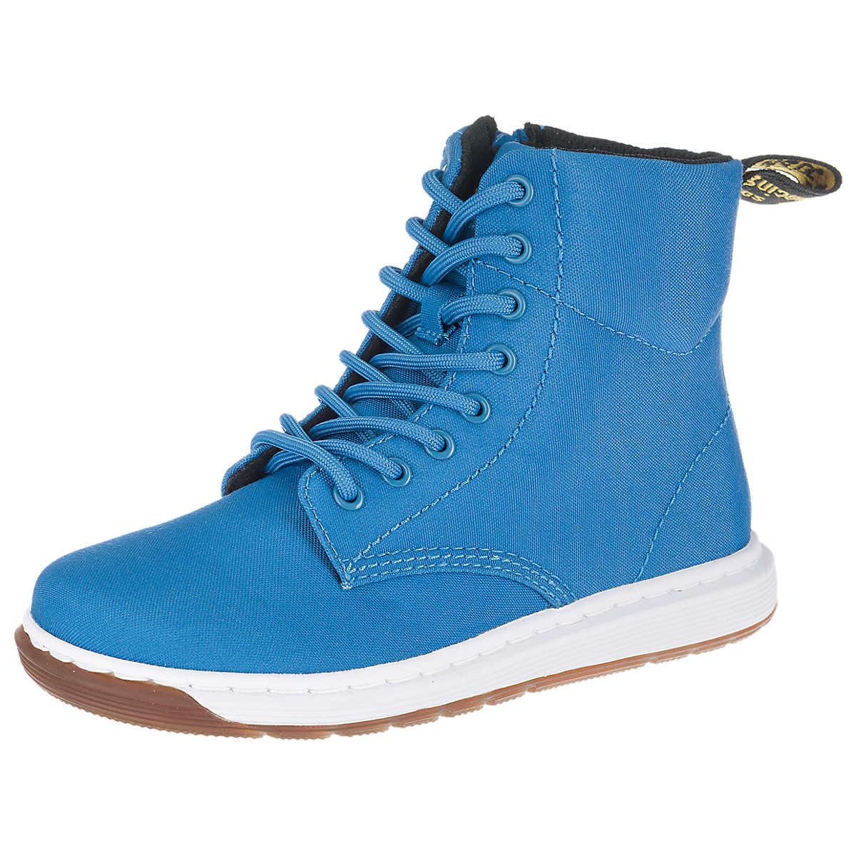 Stiefel MALKY f�¼r Jungen blau - Dr. Martens - Stiefeletten - Schuhe - mirapodo.de