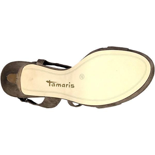 Tamaris Paduli Sandaletten braun