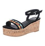 Even & Odd Sandaletten schwarz