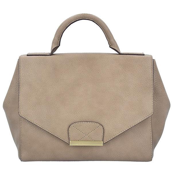 Esprit Faith Handtasche 30 cm beige