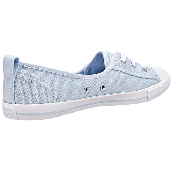 CONVERSE Chuck Taylor All Star Ballet Lace Slip Sneakers hellblau