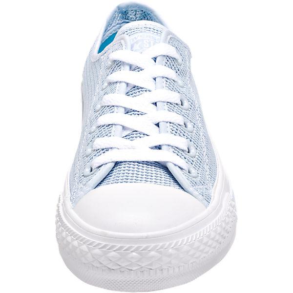 CONVERSE Chuck Taylor All Star Ox Sneakers hellblau