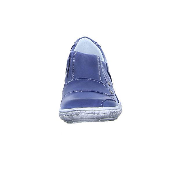 Kristofer Slipper blau