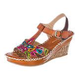 Laura Vita Balade Sandaletten gemustert