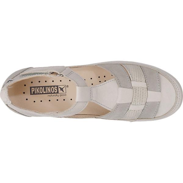 Pikolinos Lisaboa Sandaletten grau