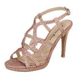 Alma en Pena Sandaletten rosa